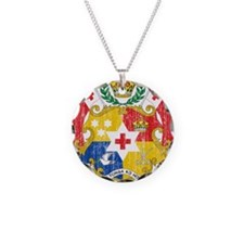 Tonga Coat Of Arms Necklace