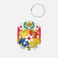 Tonga Coat Of Arms Keychains
