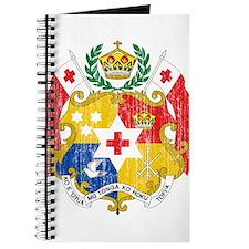 Tonga Coat Of Arms Journal
