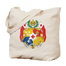 Tonga Coat Of Arms Tote Bag