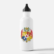 Tonga Coat Of Arms Water Bottle