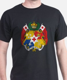 Tonga Coat Of Arms T-Shirt