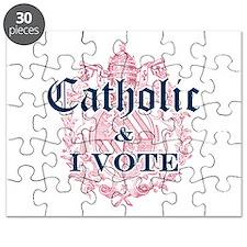 Catholic I Vote Puzzle