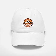 Moab Orange Baseball Baseball Cap