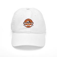 Moab Orange Baseball Cap