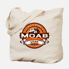 Moab Orange Tote Bag