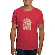 Jesus Face V2 T-Shirt