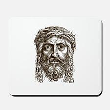Jesus Face V1 Mousepad