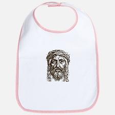 Jesus Face V1 Bib