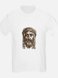 Jesus Face V1 T-Shirt