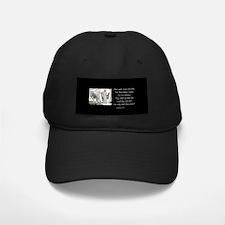 Jesus Temptation Satan Baseball Hat