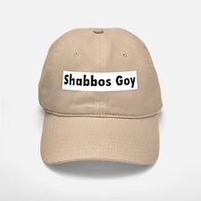 SHABBOS GOY Baseball Baseball Cap - Skullcap