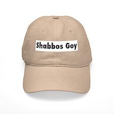 SHABBOS GOY Baseball Cap - Skullcap