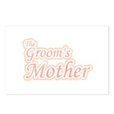 Groom's Mother Postcards (Package of 8)