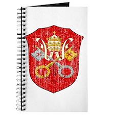 Vatican City Coat Of Arms Journal