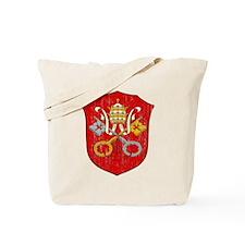 Vatican City Coat Of Arms Tote Bag