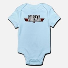 Daddys Wingman Infant Bodysuit