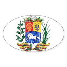 Venezuela Coat Of Arms Decal