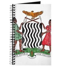 Zambia Coat Of Arms Journal