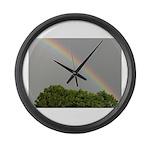 RAINBOW MAGIC™ Large Wall Clock