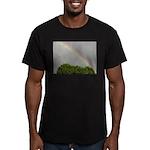RAINBOW MAGIC™ Men's Fitted T-Shirt (dark)