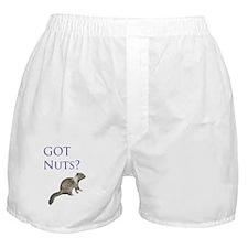 Got Nuts? Boxer Shorts