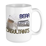 BEAR Media Consultants Large Mug