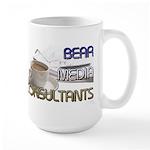 BEAR Media Consultants Large Mug