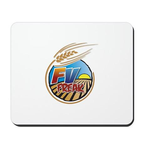 FarmVille Freak Logo Mousepad