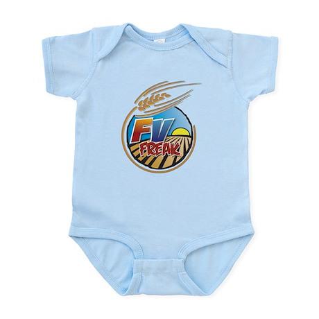 FarmVille Freak Logo Infant Bodysuit