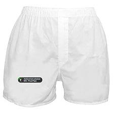 Proud Papa (Achievement) Boxer Shorts
