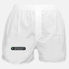 Proud Papa (Achievement) Boxer Shorts