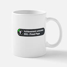 Proud Papa (Achievement) Mug