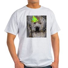 Party Animal Wheaton Terrier T-Shirt