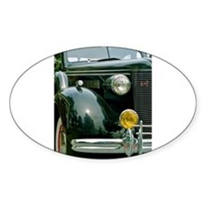 Classic Car Decal
