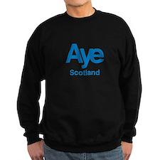 Aye Scotland Sweatshirt