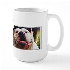 English Bulldog graduate Mug