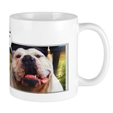 English Bulldog graduate Mug