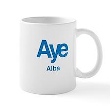 Aye Alba Mug