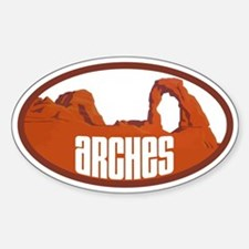 Arches National Park Decal