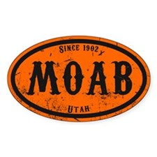 Moab Utah Decal