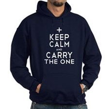 Keep Calm - Addition Edition Hoodie