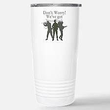 Dont Worry, Weve Got Your Back Travel Mug