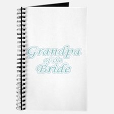 Grandpa of the Bride Journal