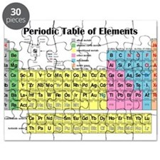 Periodic Table of Elements Puzzle