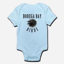 Bodega Bay Birds Onesie
