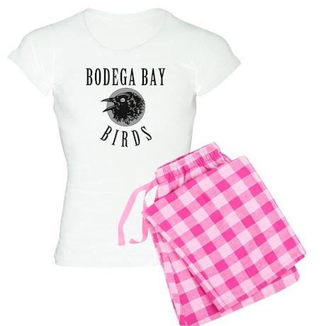 Bodega Bay Birds Women's Light Pajamas