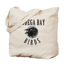 Bodega Bay Birds Tote Bag