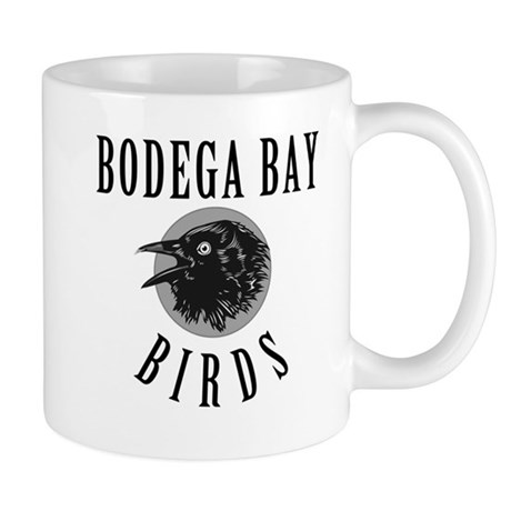 Bodega Bay Birds Mug