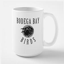 Bodega Bay Birds Mug